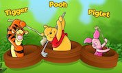 Play Winnie the Pooh: 100 Acre Wood Golf | Disney--Games.com