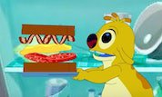Play Lilo and Stitch: 625 Sandwich Stacker | Disney--Games.com