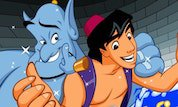 Aladdin's A-maze-ing Map