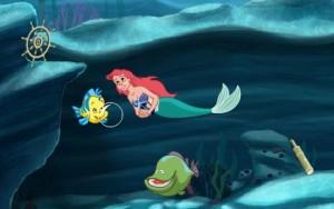 Ariel Secret Sea Collection