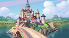 Disney Princess Dwellings