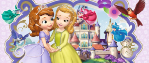 Sofia the First Princess