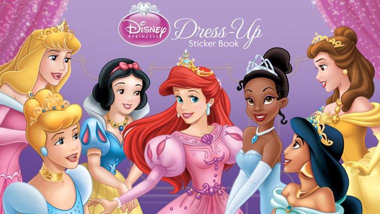 up princess disney games online dress