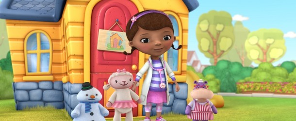 Doc McStuffins – The Toy Doctor