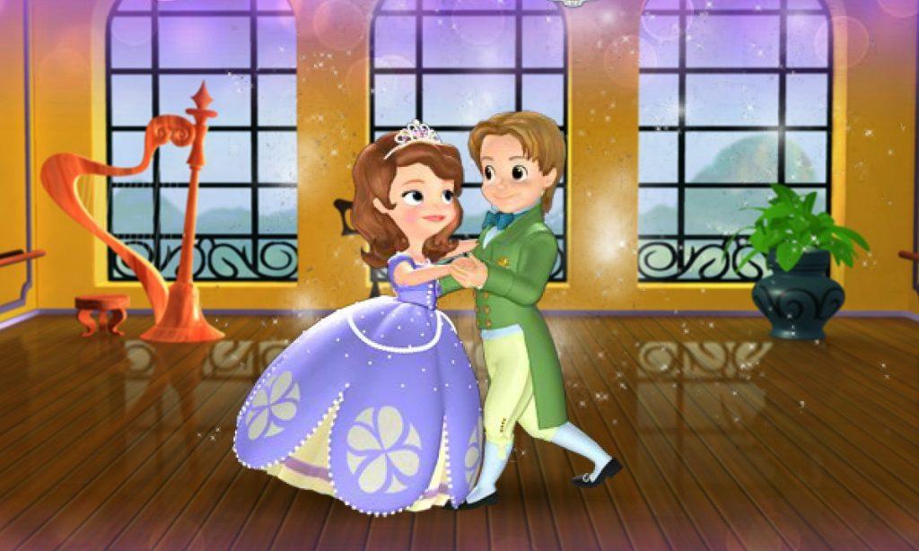 Ballroom Waltz Game