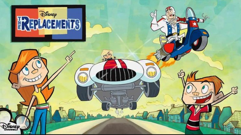 Disney's The Replacements Wallpaper