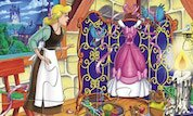 Cinderella Puzzle Game