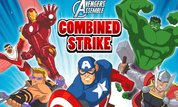 Play Avengers Assemble: Combined Strike | Disney--Games.com