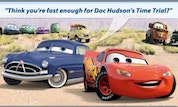 Doc Hudson's Time Trial