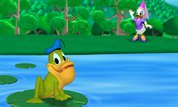 Play Donald Duck: Donald's Froggy Quest | Disney--Games.com