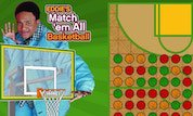 Eddie's Match'em All Basketball