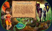 Play Disney Fairies: Fawn's Leap Frog Race | Disney--Games.com