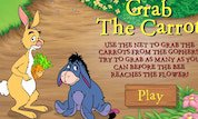 Play Winnie the Pooh: Grab the Carrot | Disney--Games.com