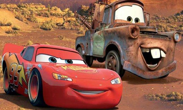 Play Disney Cars Hidden Letters