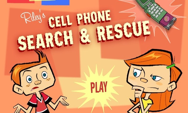 The Replacements: Riley's Cell Phone Search & Rescue