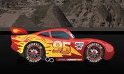 Play Lightning McQueen Dress Up