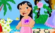 Lilo Dress Up