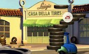 Play Cars: Luigi's Casa Della Tires | Disney--Games.com
