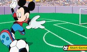 Play Mickey`s Football Fever