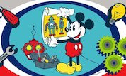 Play Mickey Mouse: Mickey's Robot Laboratory | Disney--Games.com