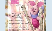 Piglet`s Honey Harvest