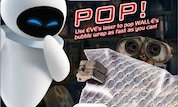 Play WALL-E: Pop! | Disney--Games.com