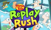 Play Phineas and Ferb: Replay Rush | Disney--Games.com