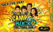 Play Camp Rock 2: Rock the Beat | Disney--Games.com
