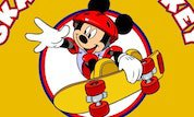 Play Skating Mickey