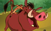 Timon and Pumbaa's Bug Blaster