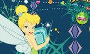 Tinkerbell`s Emerald Jewels