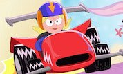 Play Lizzie McGuire: Turbo Racer | Disney--Games.com