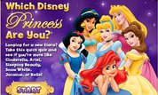 Play Which Disney Princess Are You?