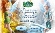 Play Disney Fairies: Winter Woods Crossing | Disney--Games.com